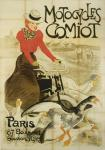 Motocycles Comiot (1899) (C 506) (excellent)