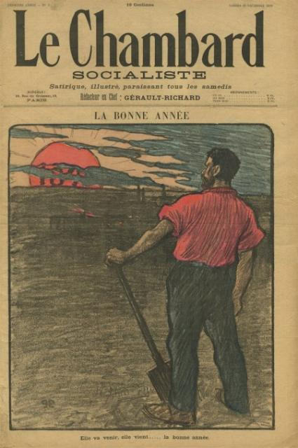 La Bonne Annee (Dec. 30, 1893) (Issue 3)