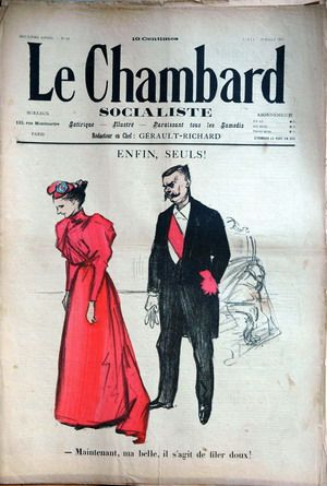 Enfin, Seuls (Jul. 7, 1894) (Issue 30)