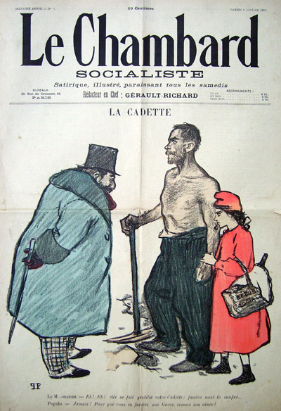 La Cadette (Jan. 6, 1894) (Issue 4)