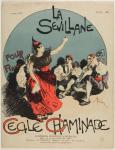 La Sevillane (1889) (C 338) (Collection of the Art Institute of Chicago)