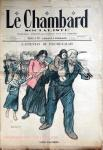 L'Attentat du Pas-de-Calais (Dec. 16, 1893) (Issue 1)