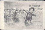 Le Proletariat de L'Amour (1904) (postcard version)